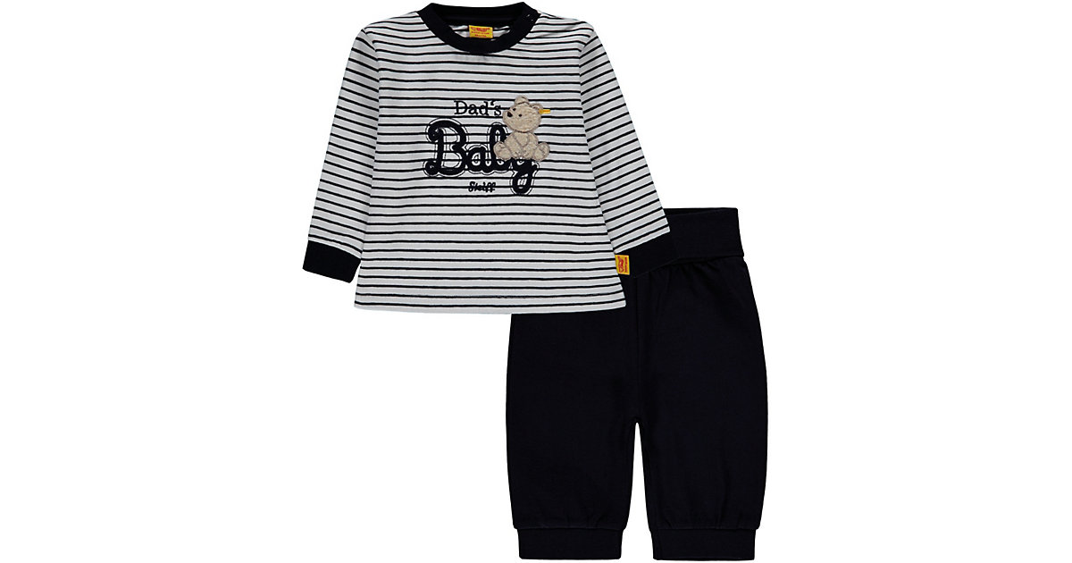 Steiff · Baby Schlafanzug Gr. 86 Jungen Kleinkinder