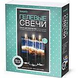 Набор для создания гелевых свечей Josephin с ракушками, набор № 6