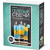Набор для создания гелевый свечей Josephin, набор № 1