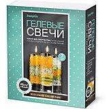 Набор для создания гелевый свечей Josephin, набор № 5