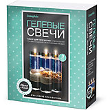 Набор для создания гелевый свечей Josephin с ракушками, набор № 3