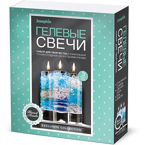 Набор для создания гелевых свечей Josephin, набор № 6 от Josephine