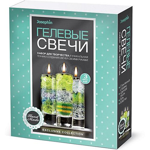 Набор для создания гелевых свечей Josephin, набор № 2 от Josephine