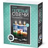 Набор для создания гелевый свечей Josephin с ракушками, набор № 4