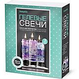 Набор для создания гелевых свечей Josephin, набор № 3