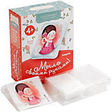 Набор для создания мыла Josephin, Девушка с розой