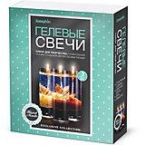 Набор для создания гелевый свечей Josephin с ракушками, набор № 1