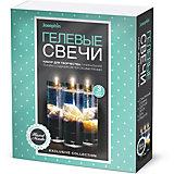 Набор для создания гелевых свечей Josephin с ракушками, набор № 5