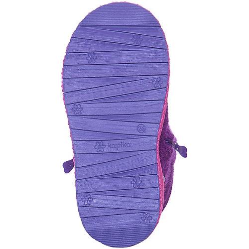 Валенки Kapika - фиолетовый от Kapika