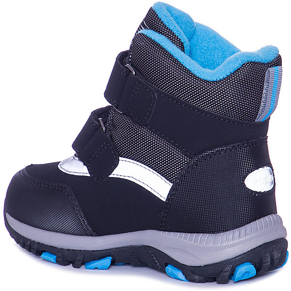 Утепленные ботинки Kapika