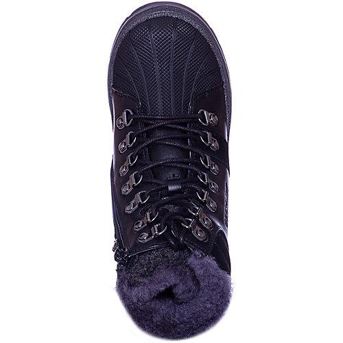 Утепленные ботинки Kapika - черный от Kapika