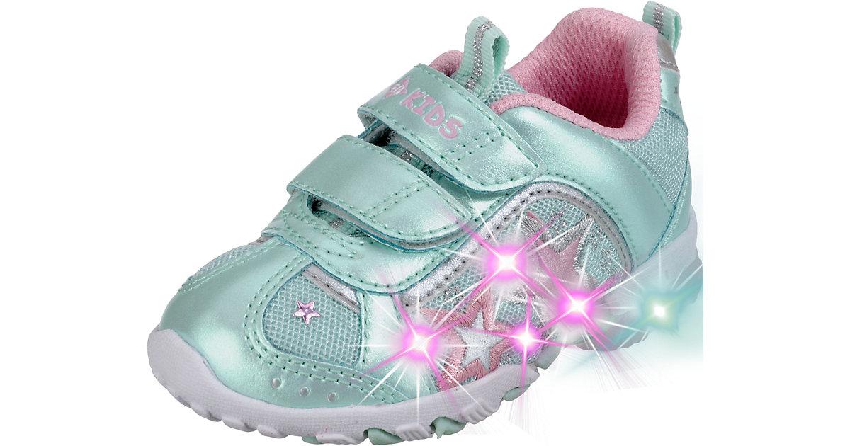 EB · Baby Halbschuhe Blinkies Star V Blinky Gr. 27 Mädchen Kleinkinder