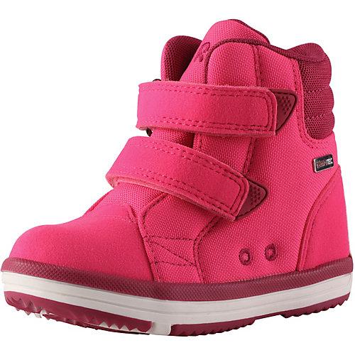 Ботинки Reima Patter Wash - розовый от Reima