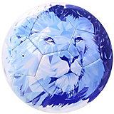 """Футбольный мяч """"Зенит"""" размер 5, сине-белый"""