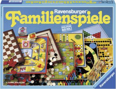 Familienspiele - Spielesammlung