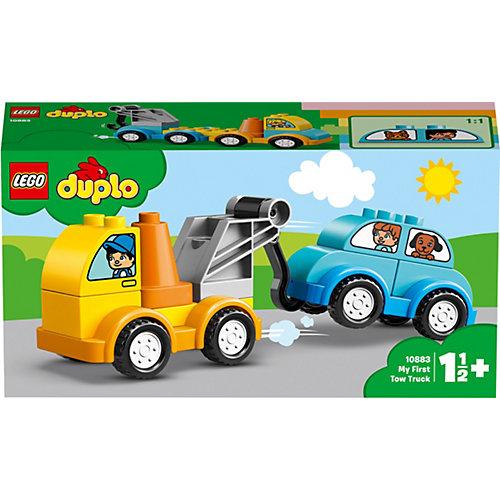 Конструктор LEGO DUPLO My First 10883: Мой первый эвакуатор от LEGO