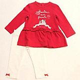 Комплект:платье,леггинсы Original Marines для девочки