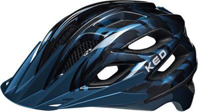 Helme Helme & Protektoren KED Champion Visor Fahrradhelm