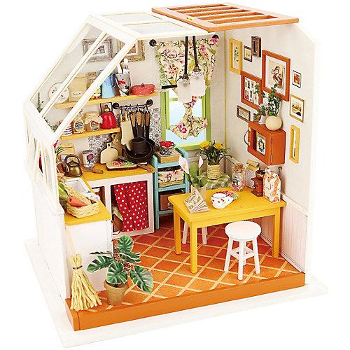 Сборная модель-румбокс  Уютная кухня