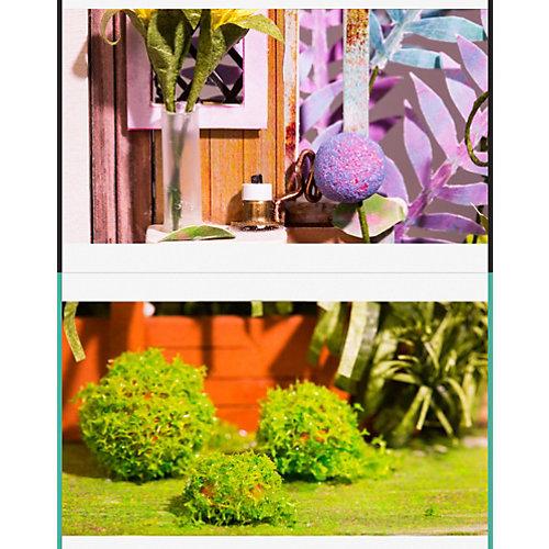 """Сборная модель-румбокс Diy House """"Цветочный сад"""" от Diy House"""