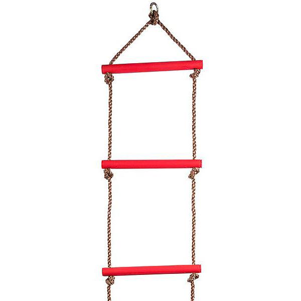 Верёвочная лестница Kett-Up, красная