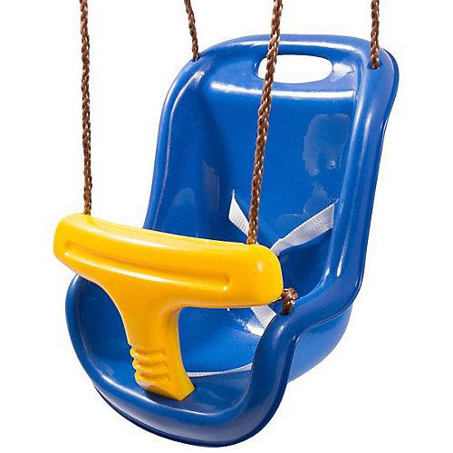 Качели 2 в1 Kett-Up, сине-жёлтые