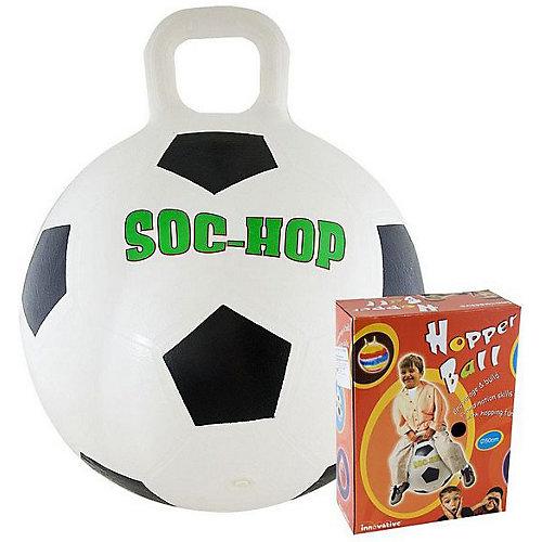 "Мяч-попрыгун Innovative ""Футбол"", 50 см от Innovative"