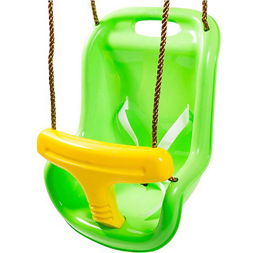 Качели 2 в1 Kett-Up, зелёно-жёлтые от Kett-Up