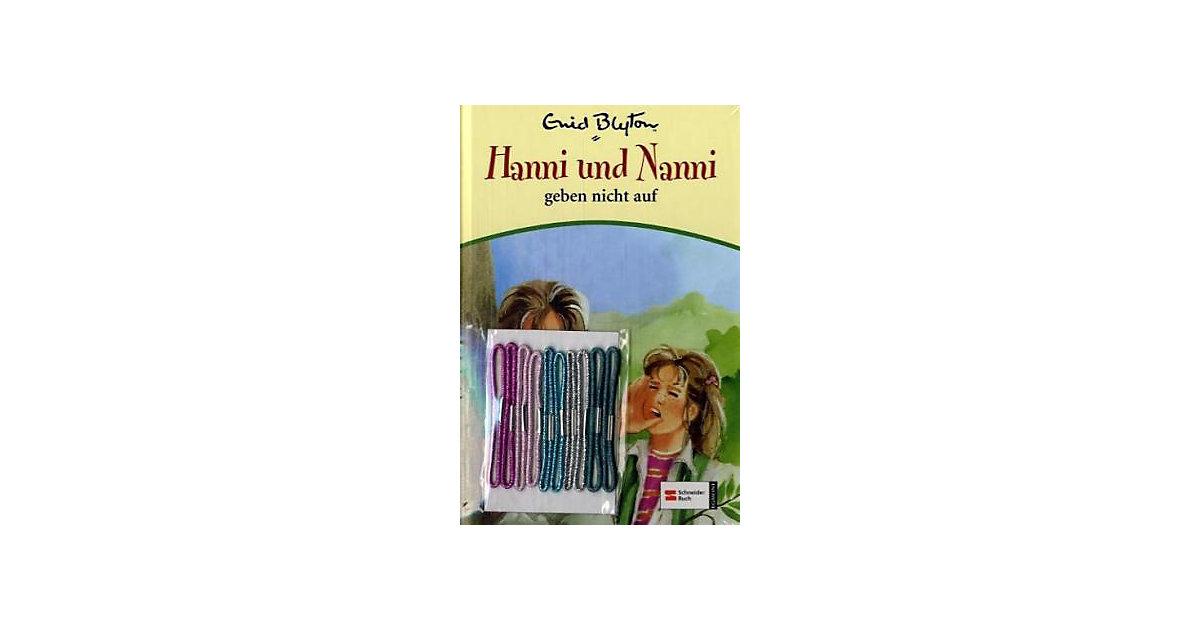 Hanni und Nanni geben nicht auf, Band 5