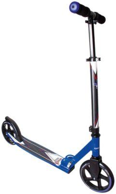 Aluminium Scooter 205 mm, blau