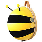 """Детский ранец Bradex """"Пчёлка"""", жёлтый"""