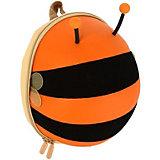 """Детский ранец Bradex """"Пчёлка"""", оранжевый"""