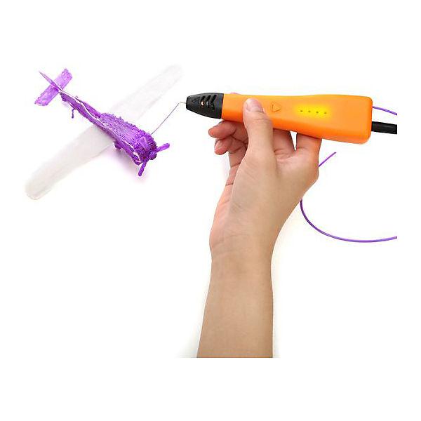 """3D-ручка Funtastique """"Cleo"""", оранжевая"""