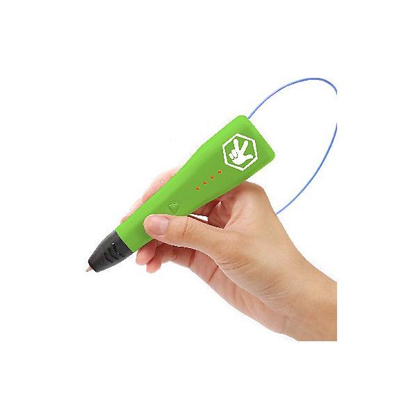 "3D-ручка Funtastique ""Фиксики"" Mini, зелёная"