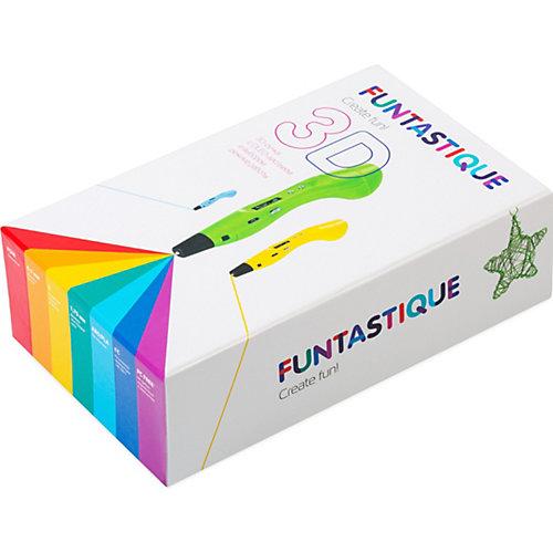 """3D-ручка Funtastique """"One"""", зелёная от Funtastique"""