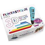 "3D-ручка Funtastique ""Pro"", голубая"