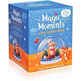 "Набор для творчества Magic Moments ""Создай Волшебный шар"" Зимний лес"
