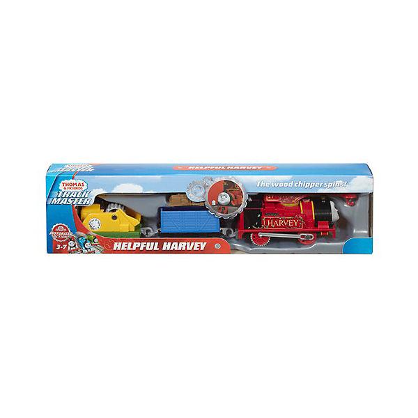 "Паровозик Fisher Price ""Track Master"" Томас и его друзья, Харви"