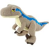 """Мягкая игрушка Jurassic World """"Плюшевые динозавры"""" Велоцираптор Блю"""