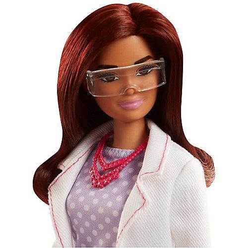 Кукла Barbie из серии «Кем быть?» Учёный, 29 см от Mattel
