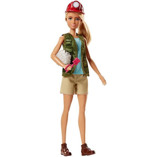 "Кукла Barbie ""Кем быть?"" Археолог, 29 см"