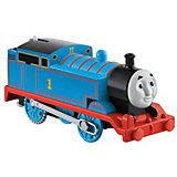 """Моторизированный паровозик Fisher Price """"Track Master"""" Томас и его друзья, Томас"""