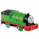 """Моторизированный паровозик Fisher Price """"Track Master"""" Томас и его друзья, Перси"""