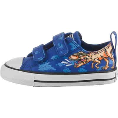 f340e236078589 ... Baby Sneakers Low CTAS 2V OX BLUE BLACK WHITE für Jungen 2