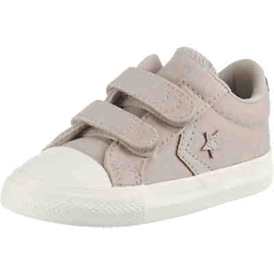 624bbc7e764357 Baby Sneakers Low STAR PLAYER 2V OX PAPYRUS EGRET BROWN für Jungen ...