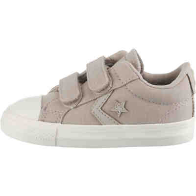 ee4a4363fbc935 ... Baby Sneakers Low STAR PLAYER 2V OX PAPYRUS EGRET BROWN für Jungen 2