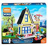 """Конструктор Mega Construx """"World of Yootz"""" Загородный дом, 254 детали"""