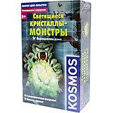 """Набор для опытов Kosmos """"Светящиеся кристаллы-монстры"""""""