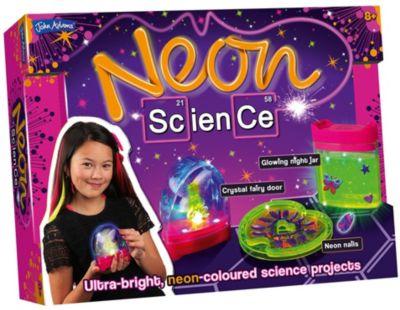 """Набор для опытов John Adams """"Неон и наука"""""""