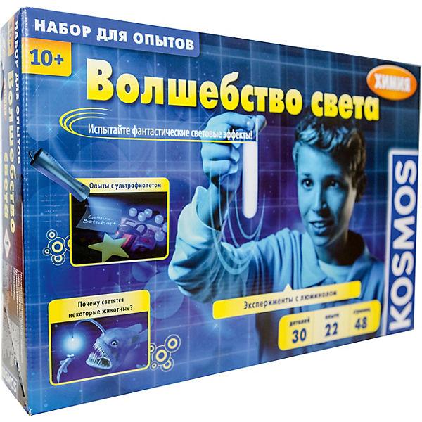 """Набор для опытов Kosmos """"Волшебство света"""""""